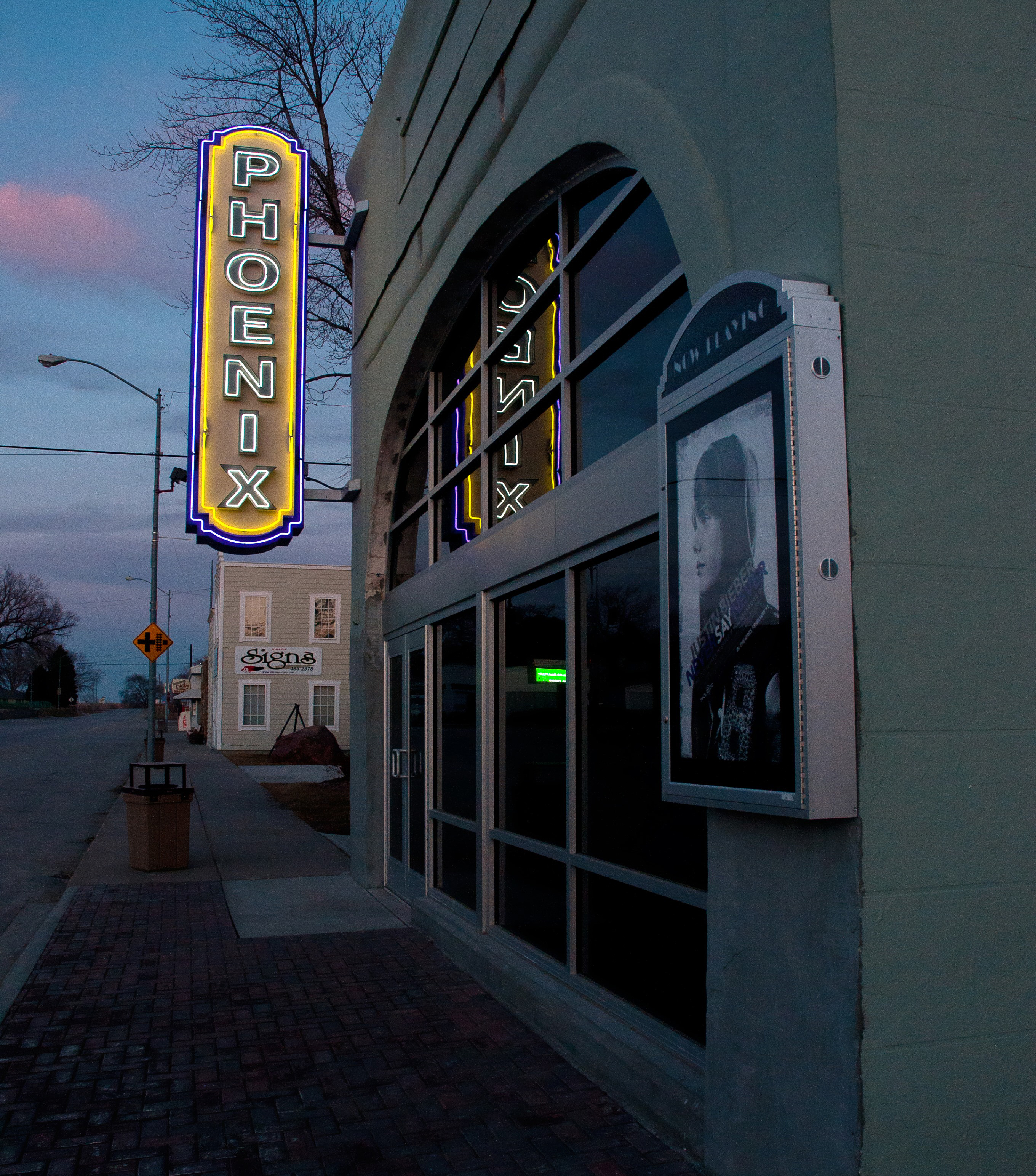 Phoenix Theater, Neola, Iowa