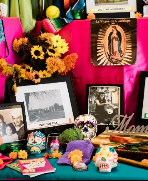 Day of the Dead festivities