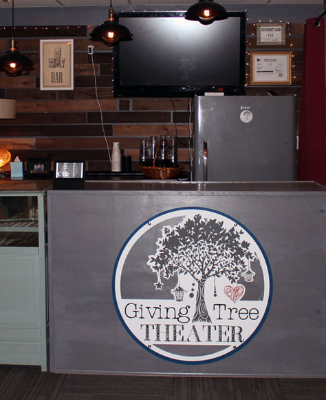 Giving Tree Theater Bar