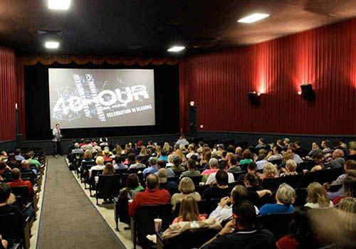 Iowa Film Festivals