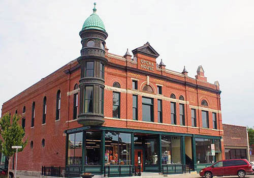 Greenfield Iowa Opera House